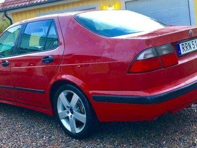 begagnad Saab 9-5 2,0T Sedan -00