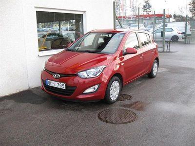begagnad Hyundai i20 1.2 M5 Select