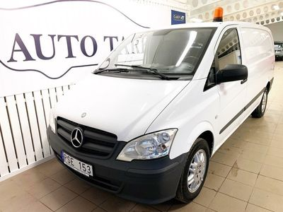 gebraucht Mercedes Vito 110 CDI Lång -14