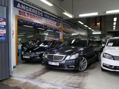begagnad Mercedes E350 BlueEFFICIENCY Automat AMG Sport