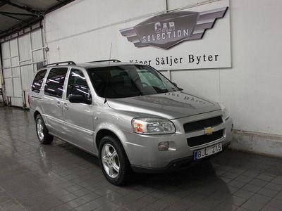 begagnad Chevrolet Uplander 3.9 Hydra-Matic 7-sits 2