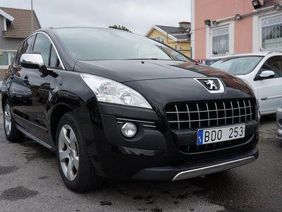 gebraucht Peugeot 3008 1.6 HDi 111hk Panorama drag