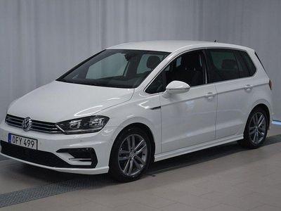 begagnad VW Golf Sportsvan 1.4 TSI 150 DSG7 Värmare,