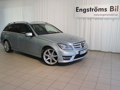 begagnad Mercedes C220 Avantgarde