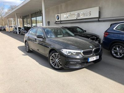 begagnad BMW 530 e iPerformance Sport Line, Navigation, HiFi