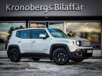 begagnad Jeep Renegade 1.6 Longitude 120hk