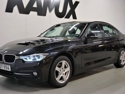 begagnad BMW 318 d Sedan Sport S&V-Hjul (150hk)