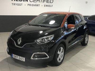 begagnad Renault Captur Captur1.2tce DYNAMIQUE AUTOMA