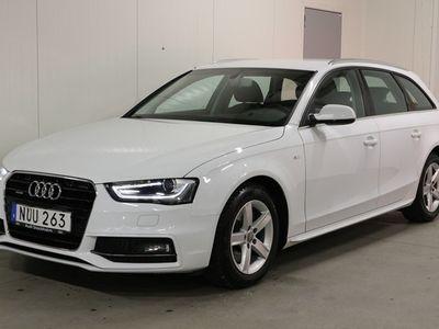 usata Audi A4 AVANT 2.0 TDI 150HK q