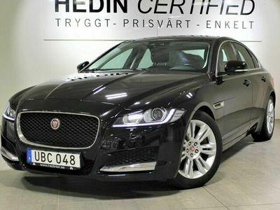 begagnad Jaguar XF 3,0 v6 Diesel 300Hk Prestige Värmare