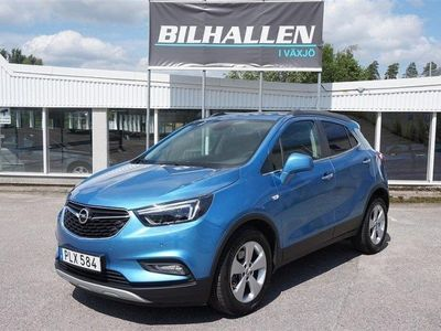 brugt Opel Mokka X 1.4T Euro6 *1-Ägare* (140hk)