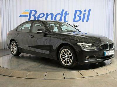 begagnad BMW 316 d Sedan F30 / Dragkrok