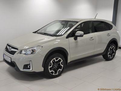 begagnad Subaru XV 2.0i Sport CVT (150hk)