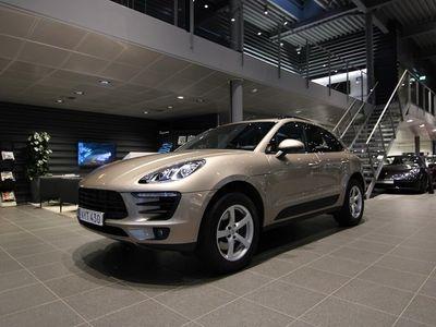 begagnad Porsche Macan 2220000