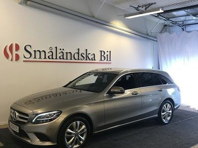 begagnad Mercedes 220 C9G-Tronic Euro 6 194hk