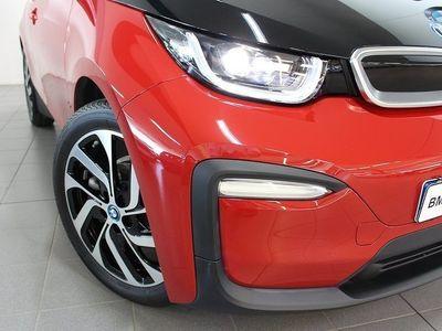 begagnad BMW i3 94 Ah Single Speed Aut Comfort Navi