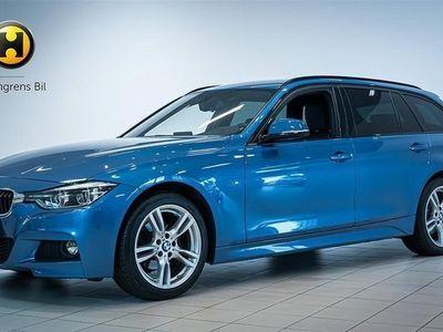begagnad BMW 320 i xDrive Touring / Model M Sport / Läder