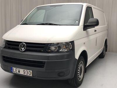 używany VW Transporter T5 2.0 TDI (140hk)