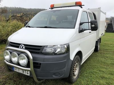 begagnad VW Transporter T5 2.0 TDI Pickup 4MOTION (140hk)