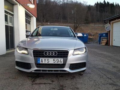 gebraucht Audi A4 Avant 2,0TDI Aut -09