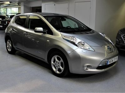 begagnad Nissan Leaf 30 kWh Single Speed 109hk / ACENTA