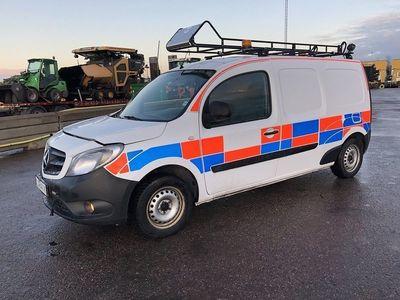 begagnad Mercedes Citan 111 CDI 110hk