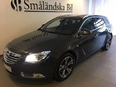 begagnad Opel Insignia Sports Tourer 2.0 CDTI ecoFLEX 160hk/ Läder/Panoramatak