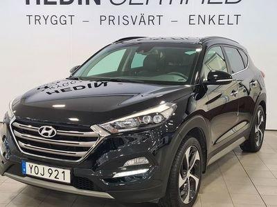 begagnad Hyundai Tucson 1.6 T - GDI 4WD PREMIUM