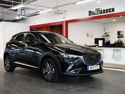 usata Mazda CX-3 2.0 Optimum 120hk-10Års Garanti -19