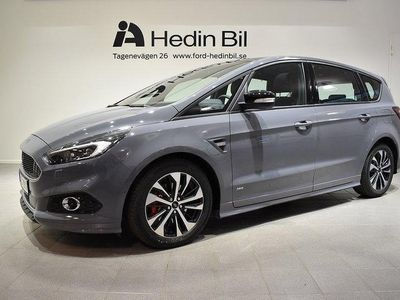 begagnad Ford S-MAX 2,0D 190 hk AWD - ST-line - Automa