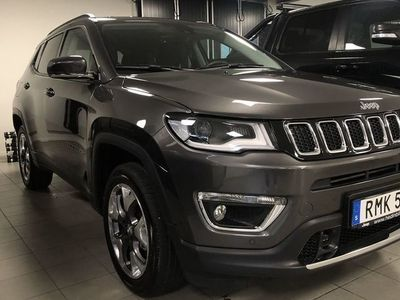begagnad Jeep Compass Limited 1,4 170 hk 4x4