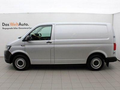gebraucht VW T6 SKÅP 150HK TDI DSG 300/Värmare/ -17