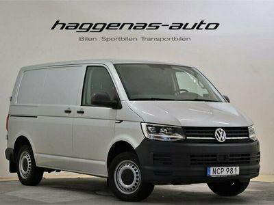 begagnad VW Transporter T6 2.0 TDI / Drag / LED / 150hk