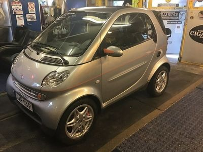 begagnad Smart ForTwo Coupé 0.7 Semi-Automat 61hk / nybesik