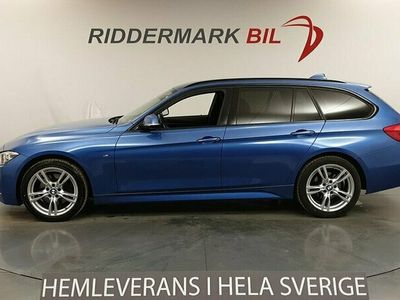 begagnad BMW 330 i xDrive Touring Steptronic M Sport Euro 6 252hk