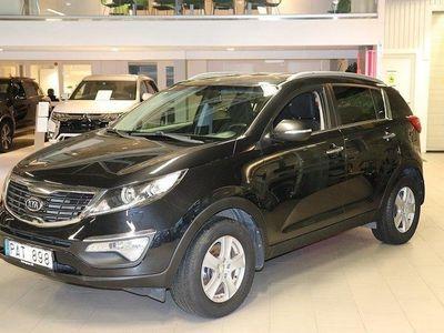 begagnad Kia Sportage 1.6 2WD Komfort 136 Hk