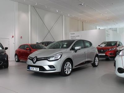 begagnad Renault Clio IV PhII Energy TCe 90 Intens 5-d 2019, Halvkombi 119 000 kr