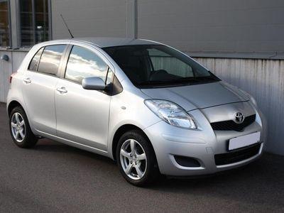 begagnad Toyota Yaris 5-dörrar 1.33 Dual VVT-i 101hk