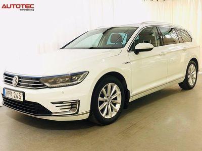 begagnad VW Passat SPORTSCOMBI GTE 1.4 TSI DSG Executive Business 218