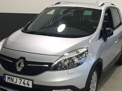 begagnad Renault Scénic ScénicXMOD 1.5 dCi 110hk AUTOMAT