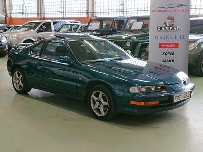begagnad Honda Prelude 2.0 133hk Coupe Taklucka ,Nybesiktigad