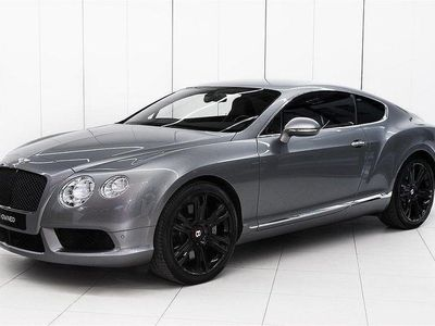 begagnad Bentley Continental GT V8