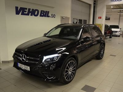 begagnad Mercedes GLC220 d 4Matic/Style Edition/Vinterpaket/Premiumpaket/Suv paket/Bu