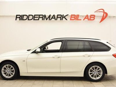 begagnad BMW 318 d Touring 143hk SPORT LINE / PANO / AUT