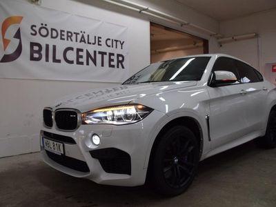 begagnad BMW X6 M