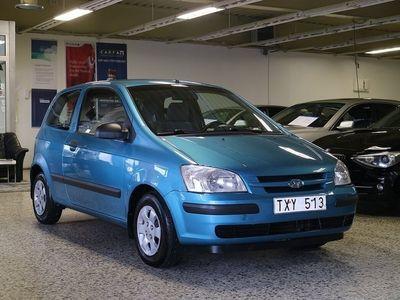 begagnad Hyundai Getz 1,1/8***kr/2-Ägare/63HK