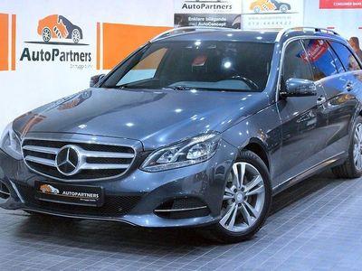 begagnad Mercedes E350 BlueTEC 4M 7G Plus Euro 6 252hk D-VÄRM