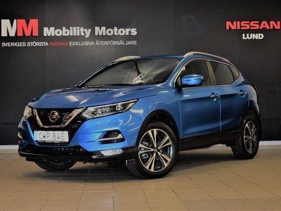 begagnad Nissan Qashqai DIG-T 140 Tekna Sound & Style Pack **Demo**