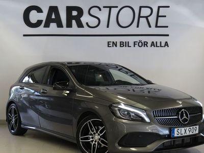 begagnad Mercedes A200 - Benz4MATIC 7G - DCT AMG