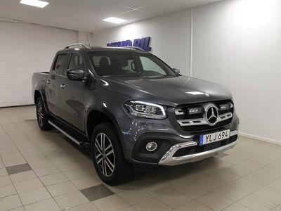 begagnad Mercedes X250 X BenzCDI PROGRESSIVE EDITION Automat 299 000 2018, Transportbil 374 875 kr